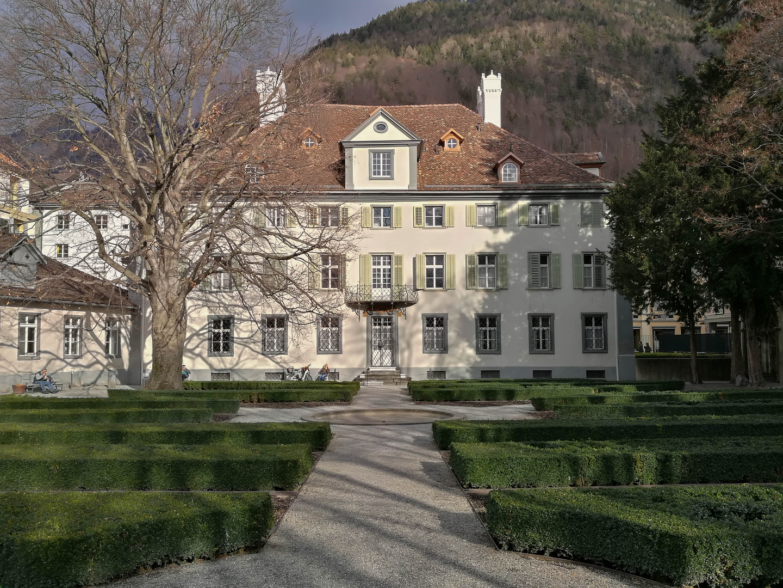 Altes Anwesen