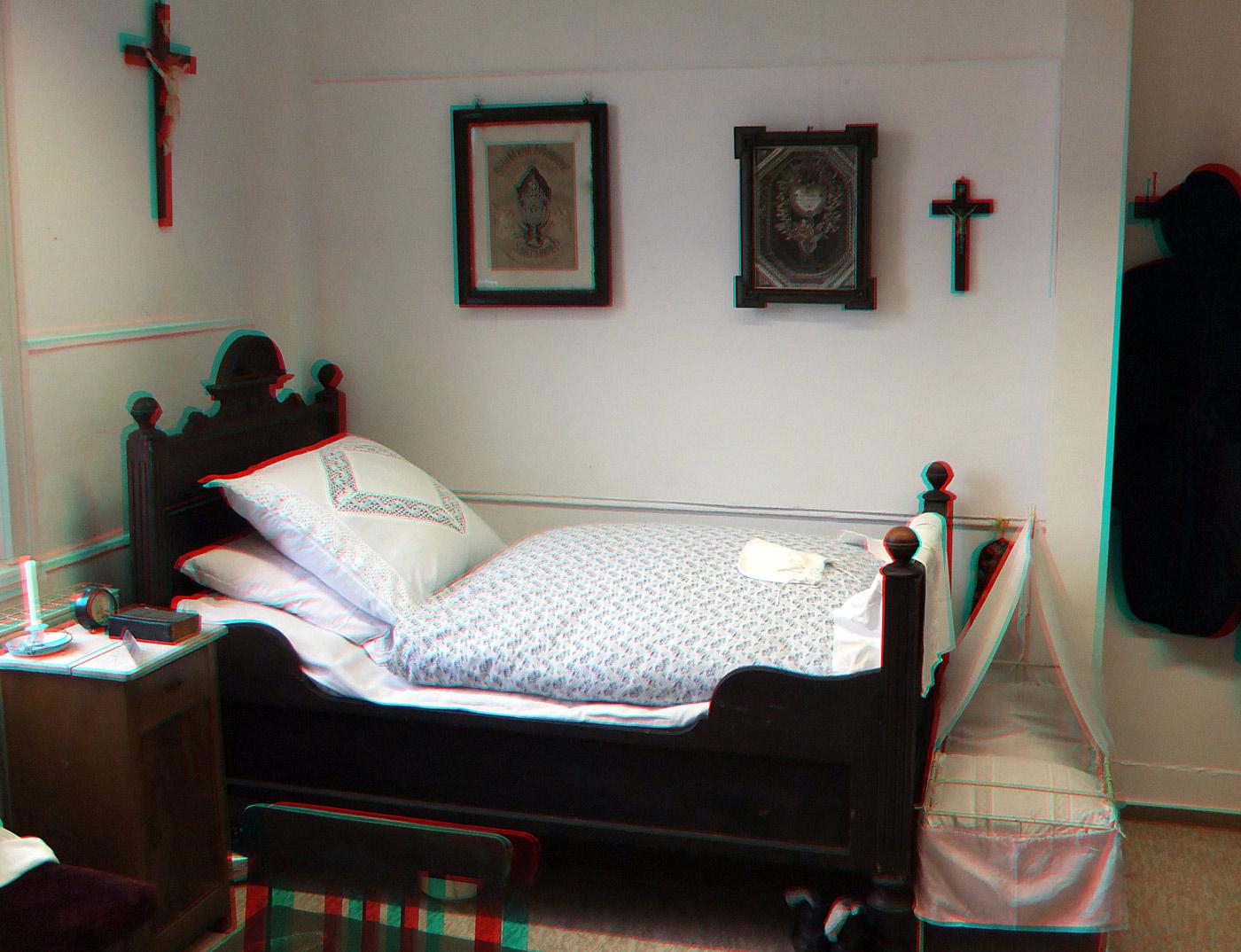 altes Bett (benötigt ein Tool aus dem letzten Bild)
