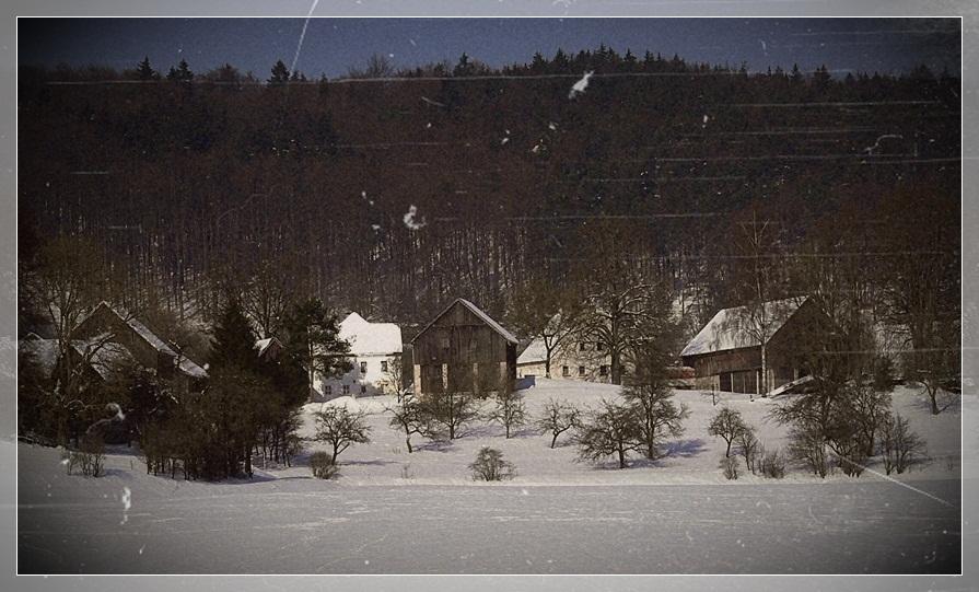 Altes Dorf!!!