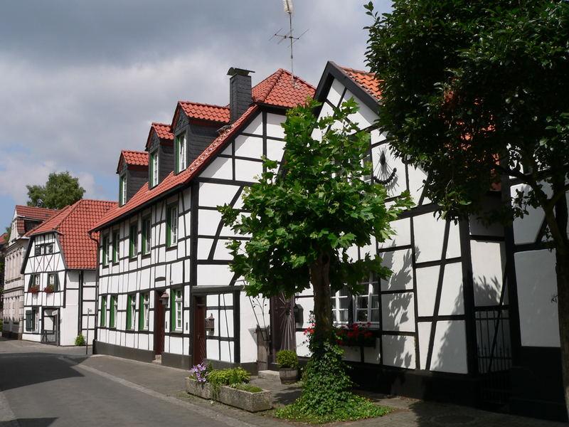 Altes Dorf in Westerholt