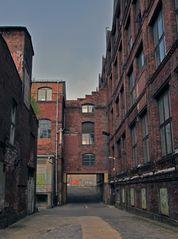 Altes Fabrikgelände