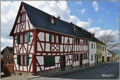 Altes Fachwerkhaus in Münstermaifeld I