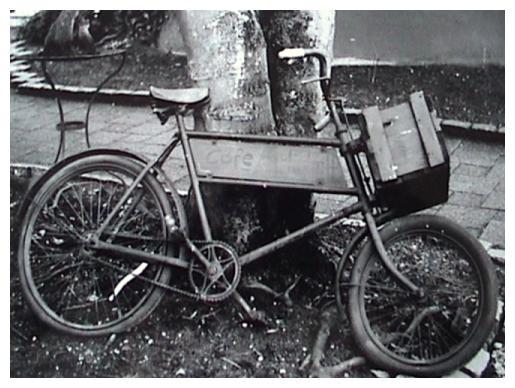 Altes Fahrrad