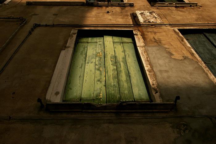 Altes Fenster II