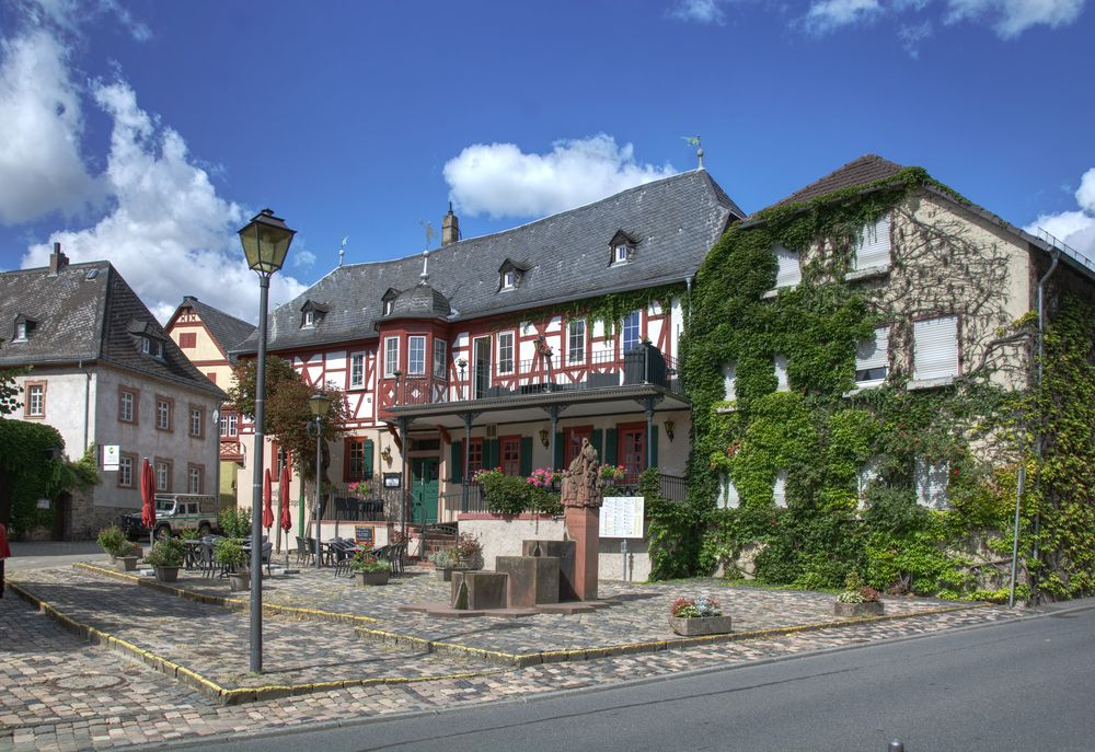 Altes Gasthaus in Kiedrich