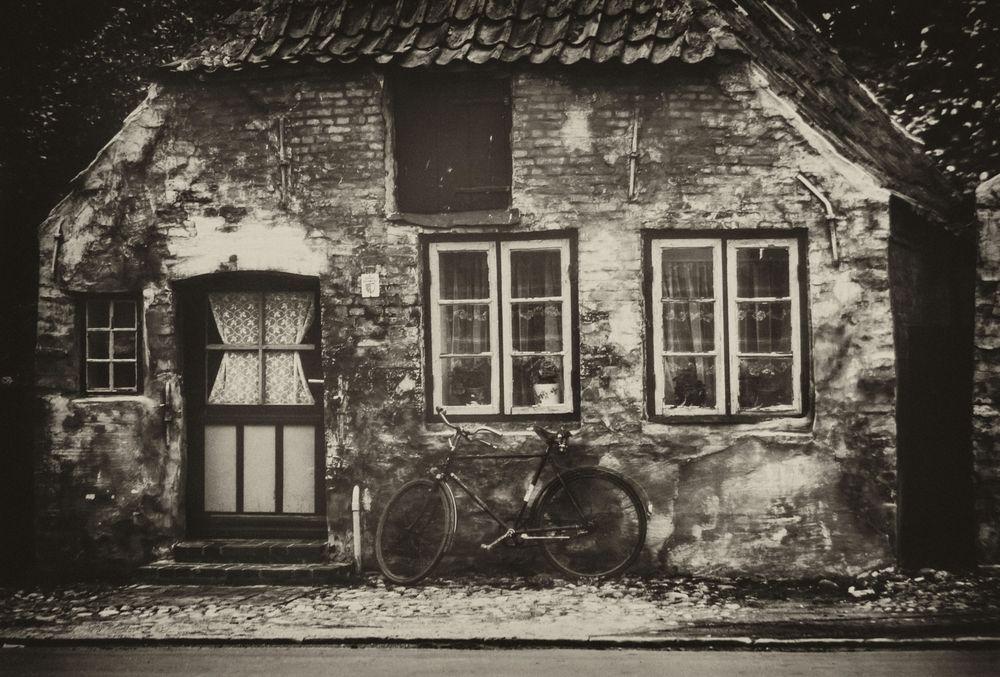 Altes Häuschen (Analog)