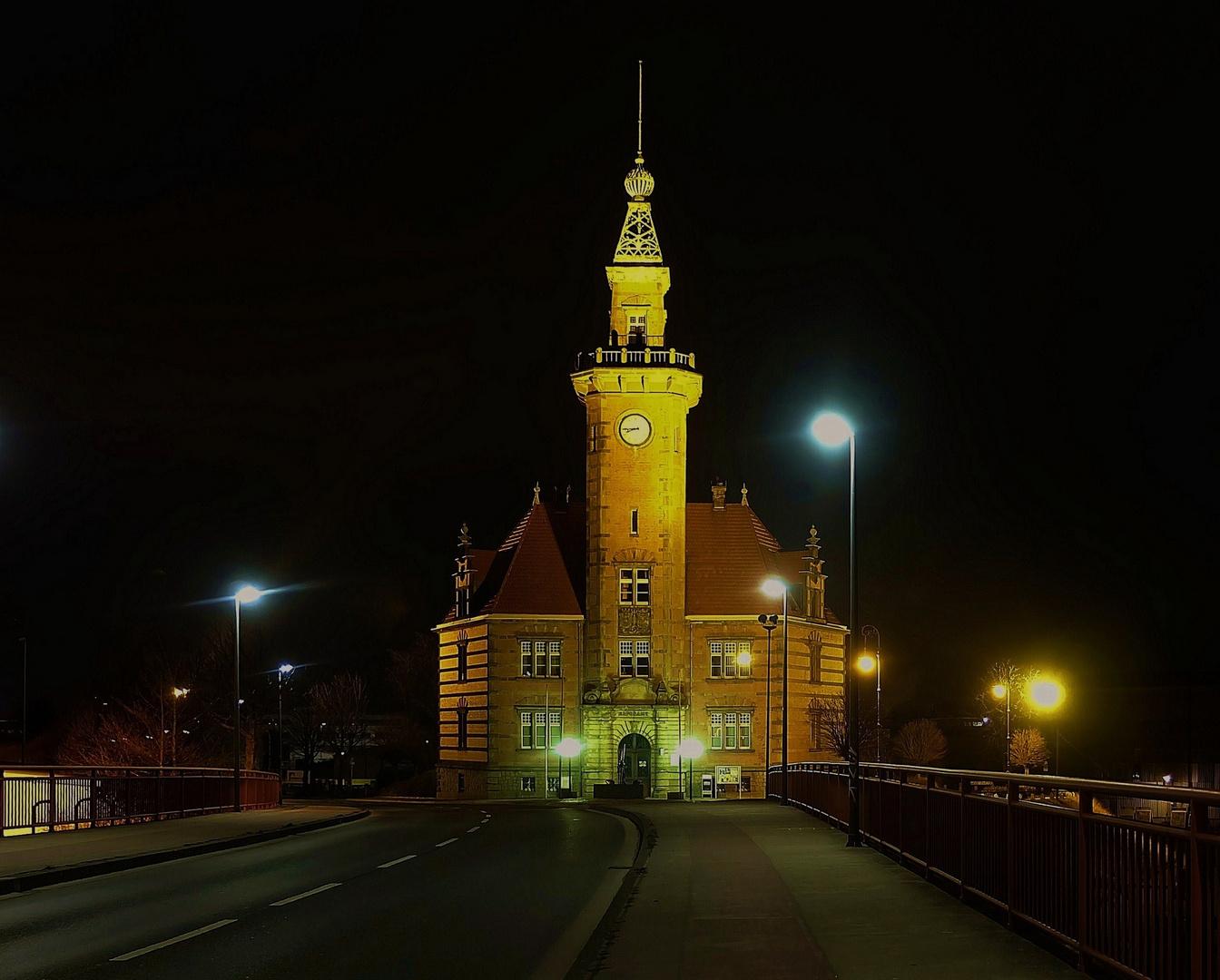 Altes Hafenamt in Dortmund