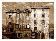 ...altes Haus...