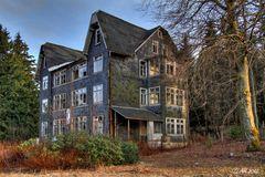 Altes Haus in Masserberg