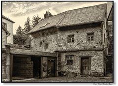 Altes Haus in Monschau