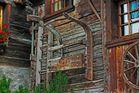 altes Haus in Zermatt