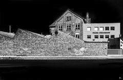 altes Heilbronner Fabrikgebäude