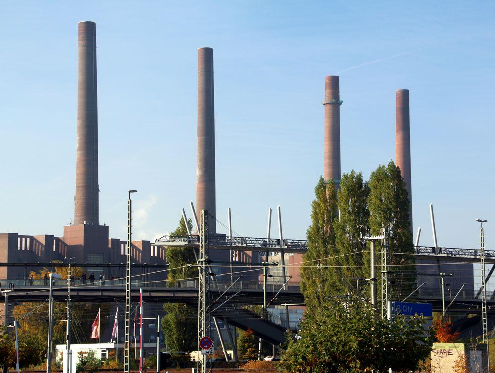 Altes Heizkraftwerk