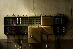 Altes Herzstück einer Werkstatt