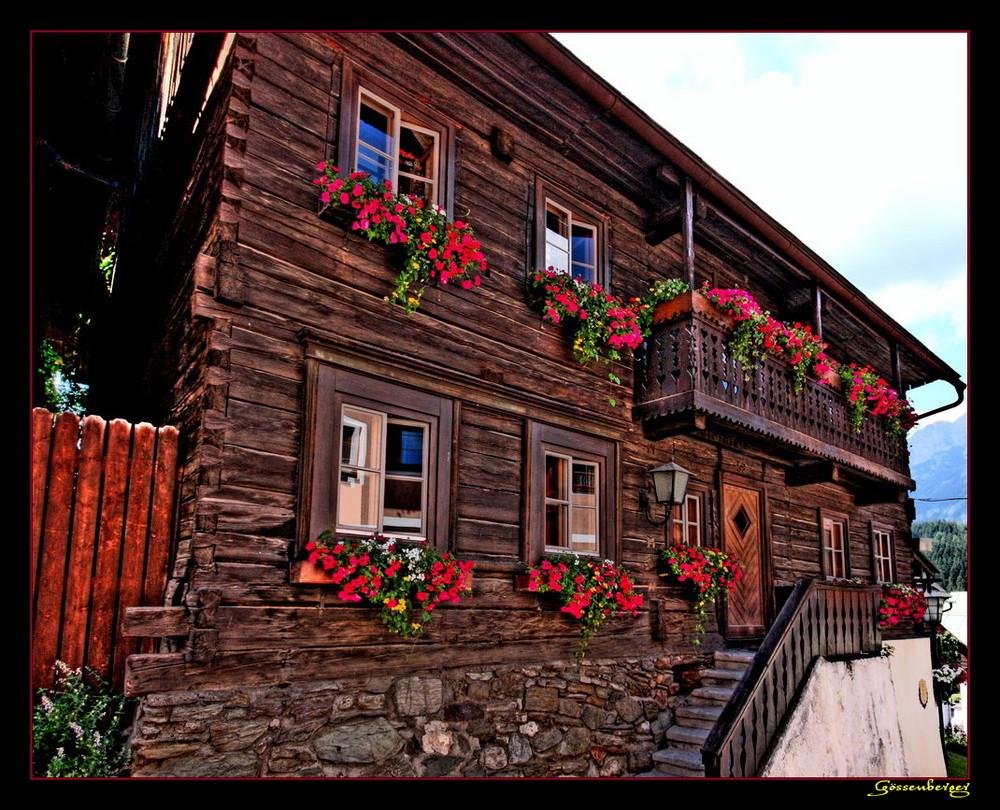 Altes Holzhaus in Haus im Ennstal #2