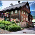 Altes Holzhaus in Haus im Ennstal