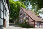 Altes Küsterhaus in der Brunnengasse von Bad Salzuflen