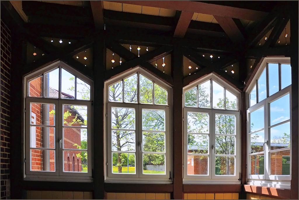 Altes Lager - Fensterblick
