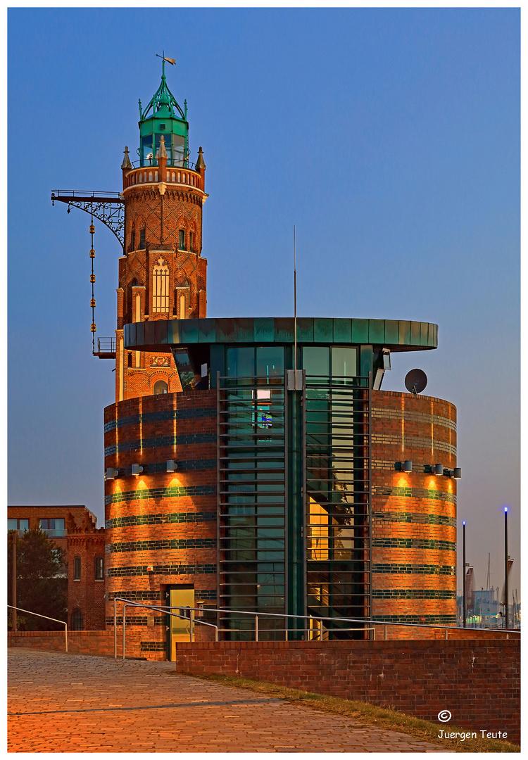 Altes & Neues ..... (Bremerhaven)