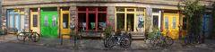 Altes, nostalgisches und farbiges Hamburg