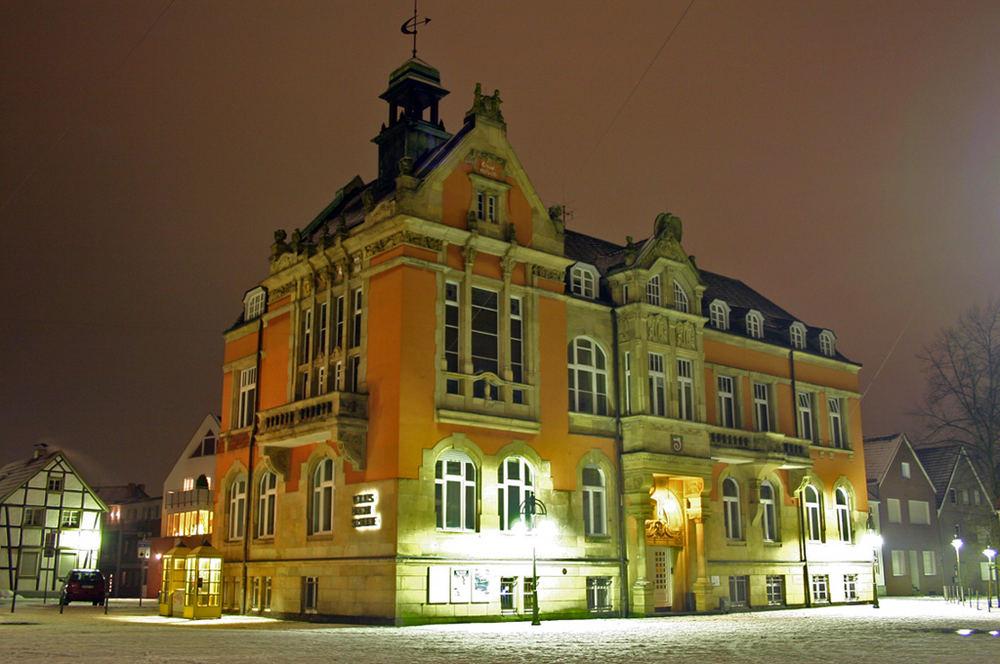 Altes Rathaus in Ahlen