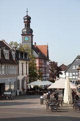 Altes Rathaus in Lorsch