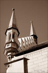 Altes Rathaus in München {2}