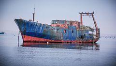 Altes Schiff - Dazumal