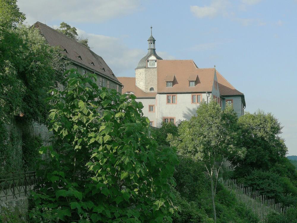 Altes Schloß der Dornburger Schlösser