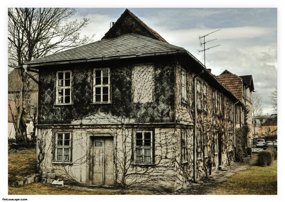 altes schönes Haus