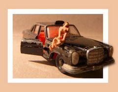 altes Taxi 01