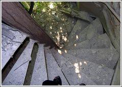 altes Treppchen