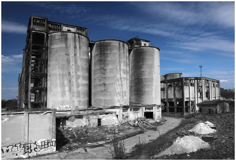 Altes Zementwerk