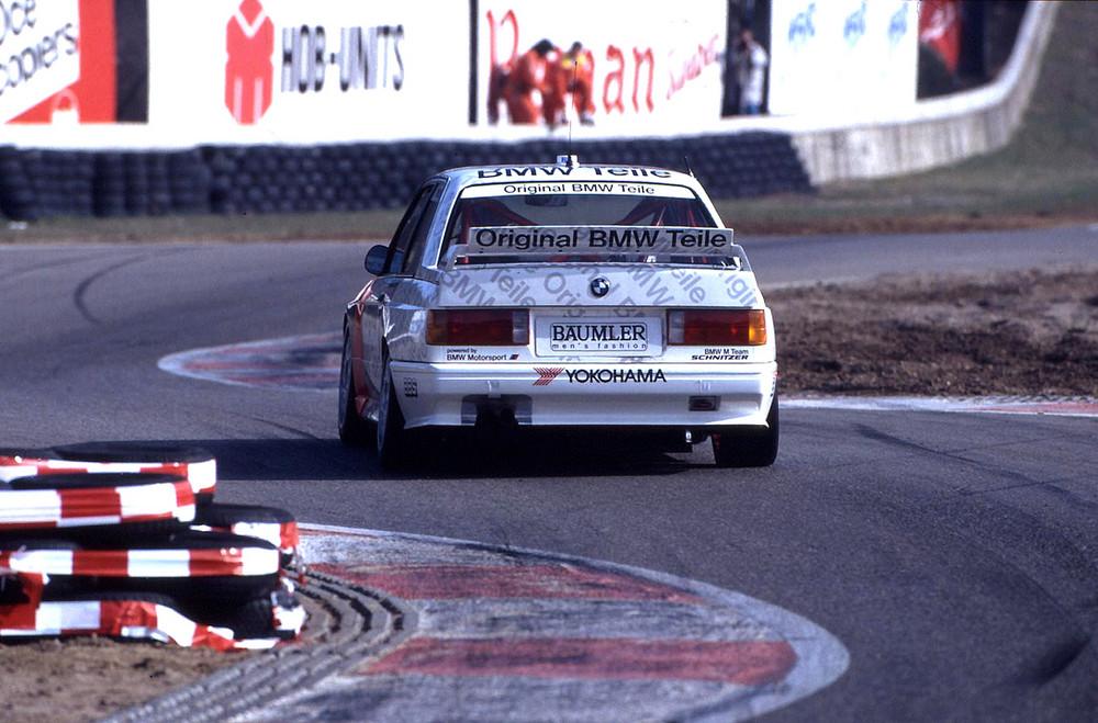 Altfried Heger (Essen) im BMW M.3
