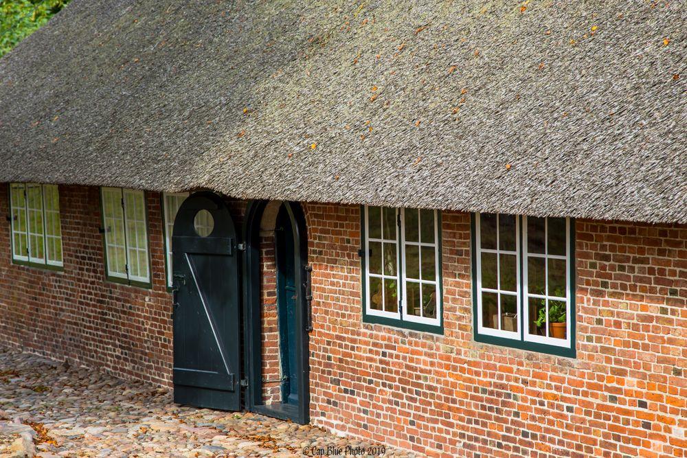 Altfriesisches Haus In Keitum Detailansicht