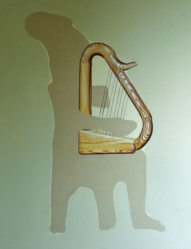 Altgriechisches Musikinstrument