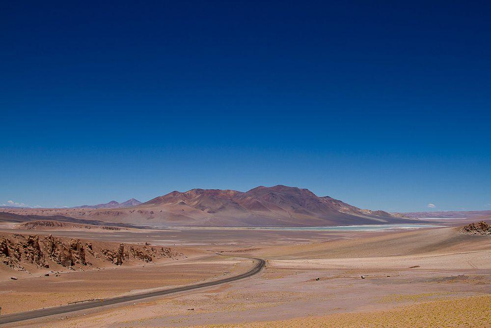 Altiplano - weites Land