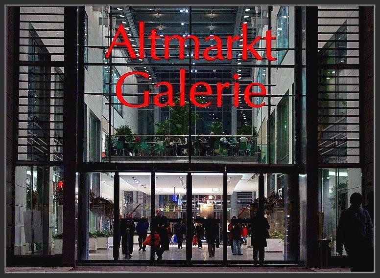 Altmarkt - Galerie
