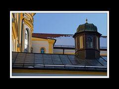 Altötting, Detail Jesuitenkirche