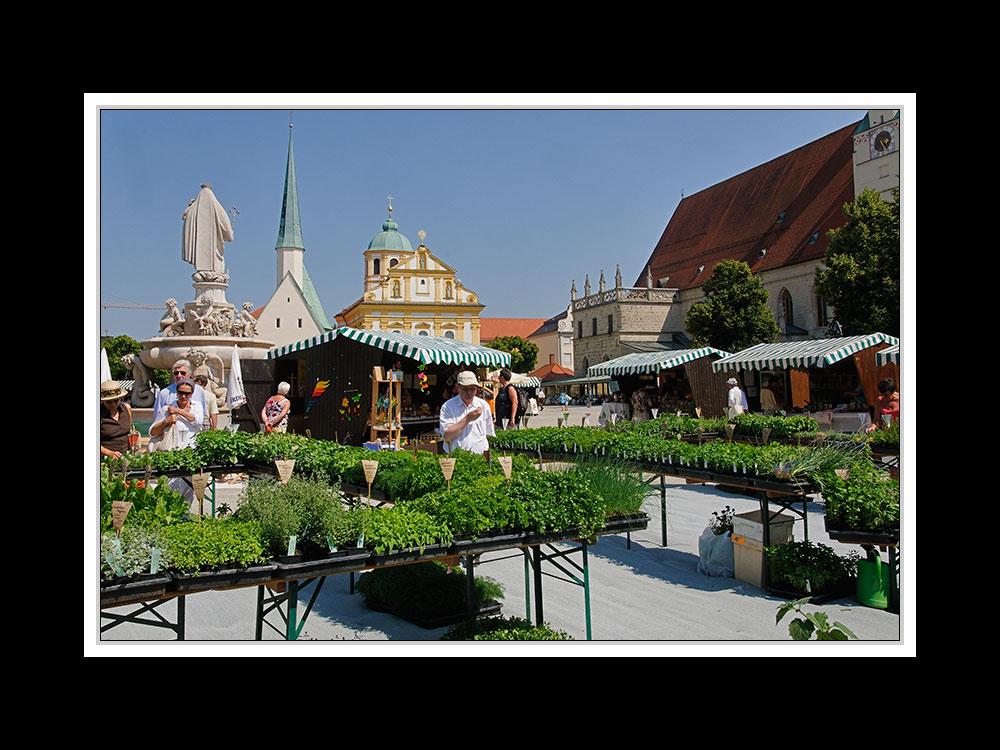 Altötting, Klostermarkt
