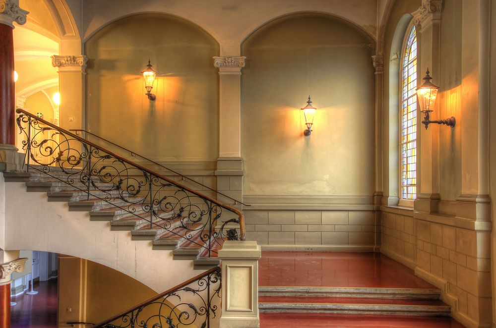 Altonaer Rathaus #2