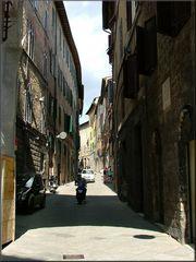 Altro  vicolo a Siena