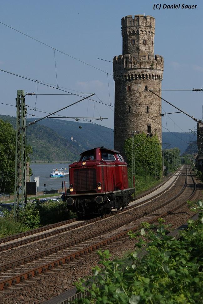 altrot am Rhein