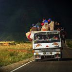 Altrove nel mondo: On the road again...