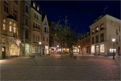 Altstadt am Aachener Dom