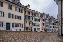 Altstadt bei Regen