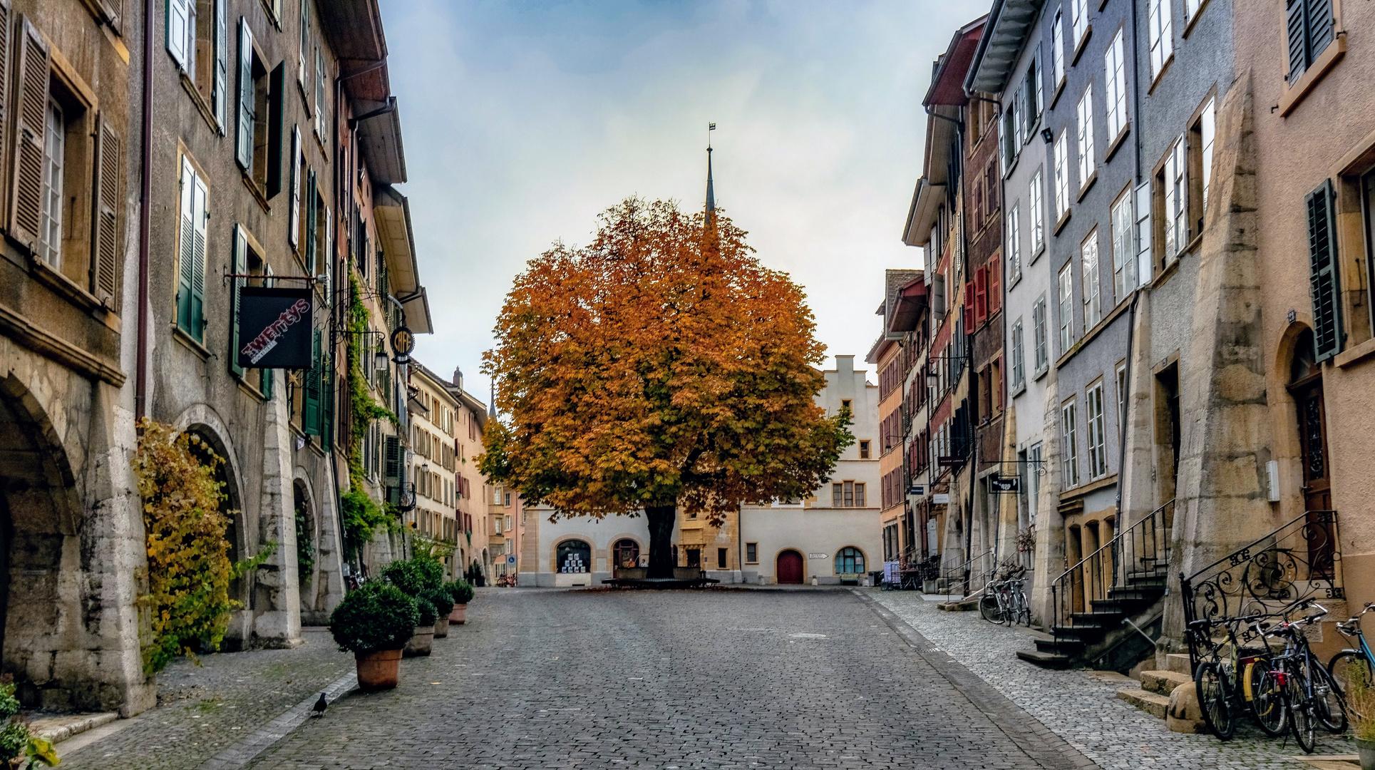 Altstadt Biel - Rue Haute