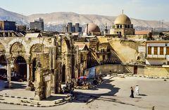 Altstadt, Damaskus.    . ..120_4164