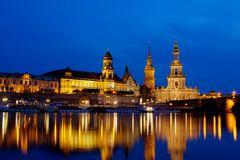 Altstadt Dresden (HDR-Spielereien Variante 1)