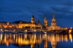 Altstadt Dresden (HDR-Spielereien Variante 2)